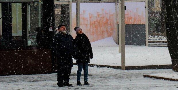 погода в Україні, фото Пушкінська