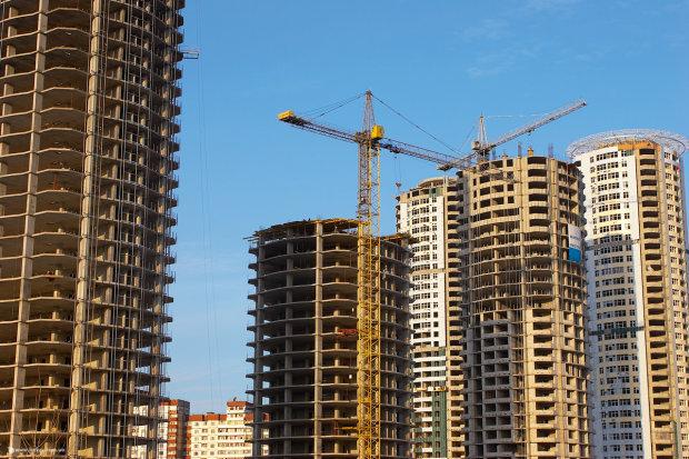 У столиці з'явився конкурент: темпи будівництва житла за регіонами у цифрах