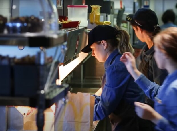 Mcdonald's, фото: youtube
