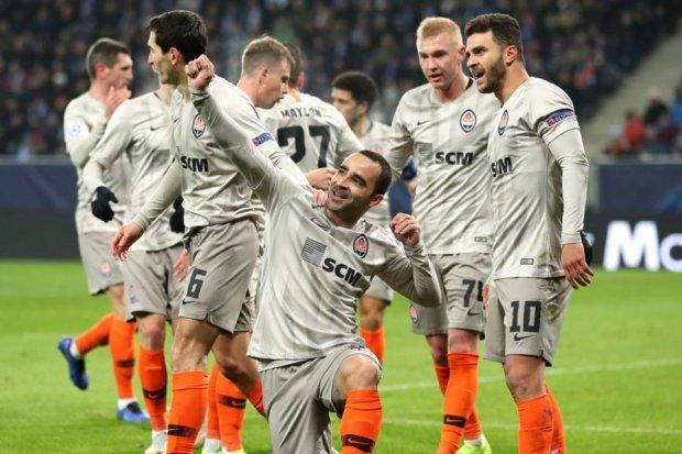 Шахтер сотворил чудо в Германии в матче Лиги чемпионов