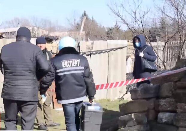 Расследование убийства Маши Борисовой, кадр из видео