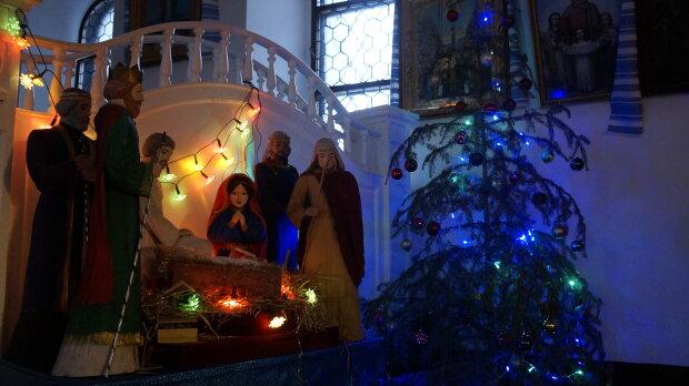 Різдво, Михайлівський золотоверхий монастир - фото Знай.ua