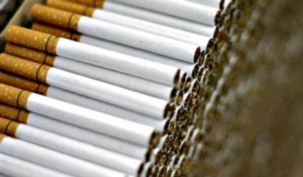 Украину захватит контрабанда сигарет