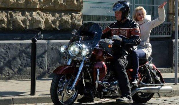 Швайка розповів, де взяв гроші на Harley