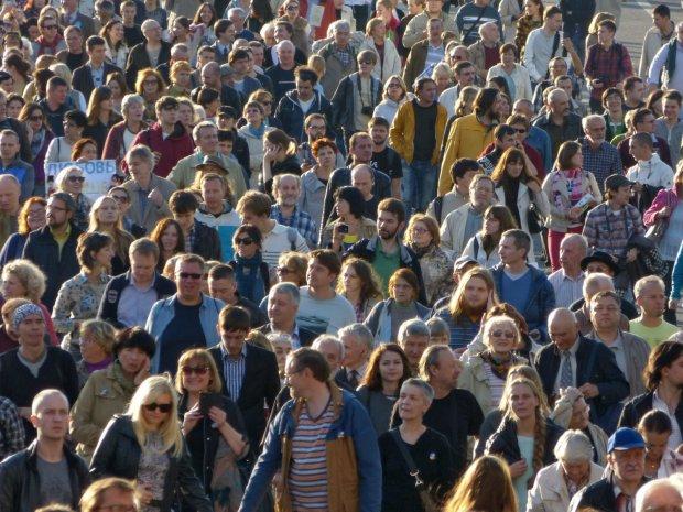 В Украине скоро никого не останется: за год страну покинуло 200 тысяч человек