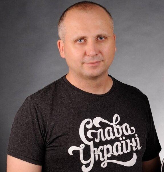 Виталий Фидрин: биография и досье, скрин - Фейсбук