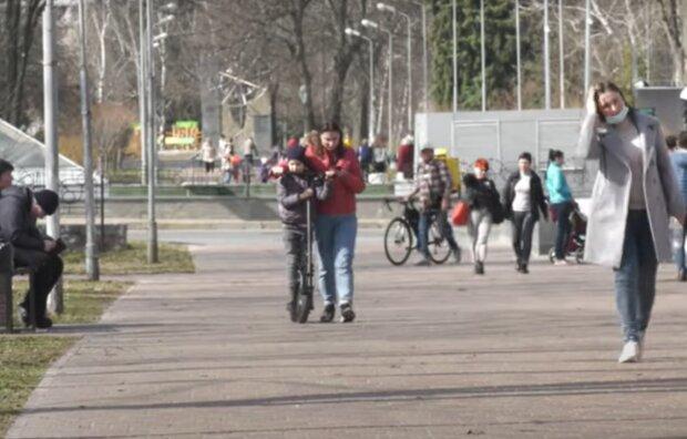 Українці, кадр з відео