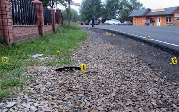 Мужчина на Audi сбил ребенка и выбросил тело