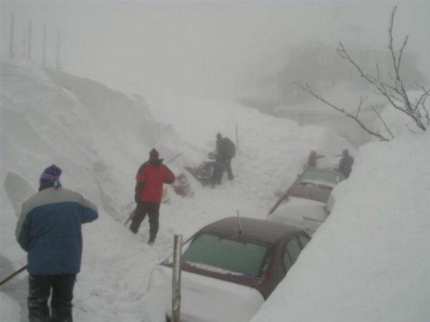 У Болгаріі ввели надзвичайний стан через снігопад