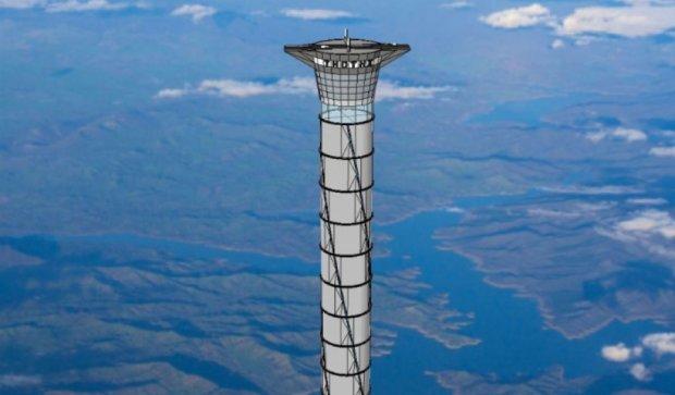 Канадська компанія запатентувала космічний ліфт для ракет