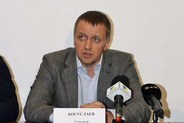 Олександр Богуслаєв, фото з соцмережі