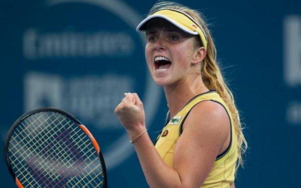 Преодолела третий круг: Свитолина вышла в четвертьфинал супертурнира в США