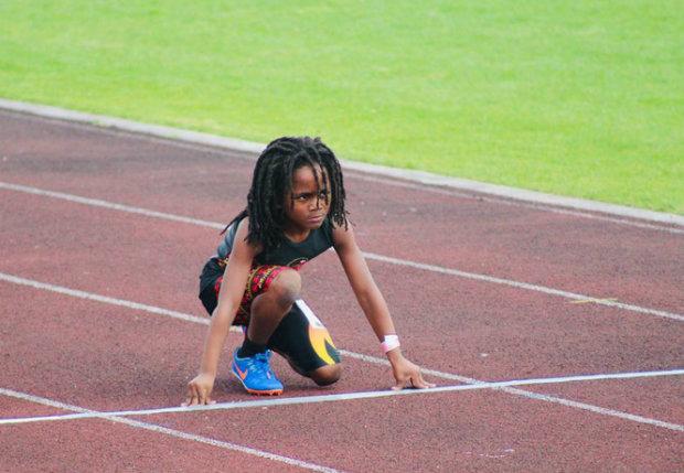 Самый быстрый ребенок на планете в скором времени побъет рекорд Болта