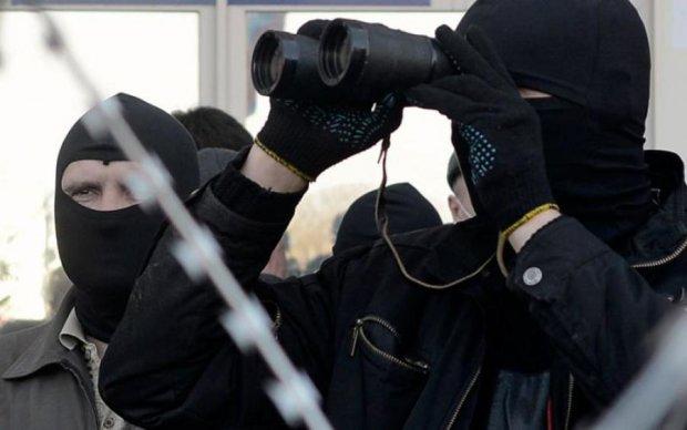 СРОЧНО! Люди в масках напали на военную часть в Одессе