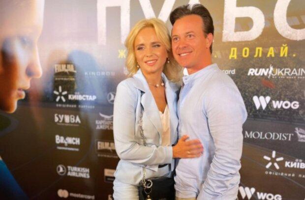 Лилия Ребрик и Андрей Дикий, фото из instagram