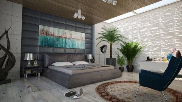 Спальня, фото pxhere
