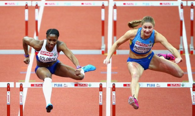 Українська легкоатлетка перемогла суперниць у Словаччині: випередила на тисячні частки секунди