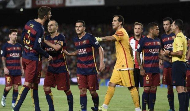 Зірка «Барселони» отримає рекордний бан за матюки