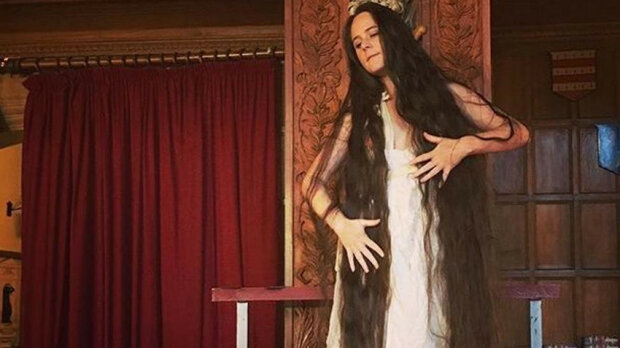 Британская Рапунцель показала, что будет с немытыми 20 лет волосами - неожиданные кадры