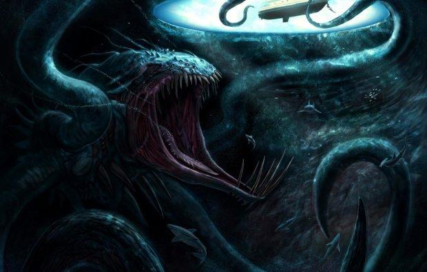Жінка натрапила на морське чудовисько з людськими зубами: моторошні фото