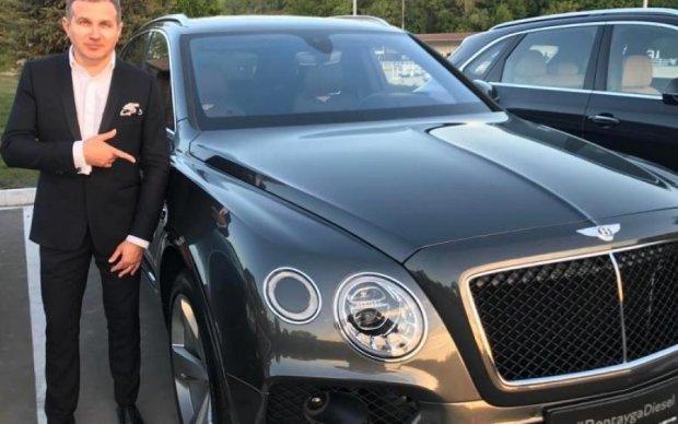 Горбунов похвастался шикарным элитным авто: фото