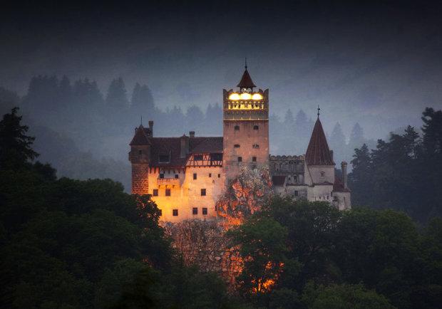 Оплот инквизиции, дом всех призраков и другие мрачные замки Средневековья, хранящие жуткие тайны