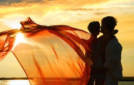 Романтика на заході, фото з відкритих джерел