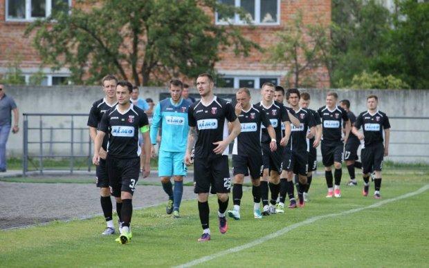 Новачок української Прем'єр-ліги підсилився досвідченими футболістами