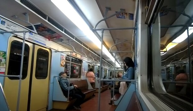 Харьков метро, скриншот