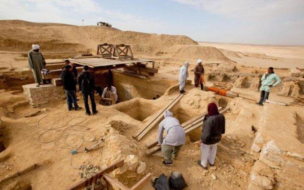 Археологи розкрили чергову загадку стародавнього Єгипту: фото