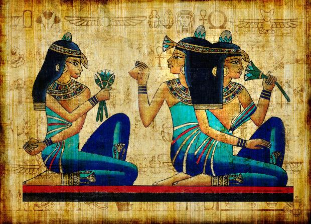 древние египтянки