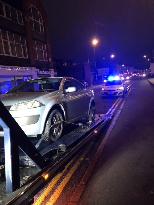 Нову Audi конфіскували копи через 30 хвилин після покупки, подробиці справи