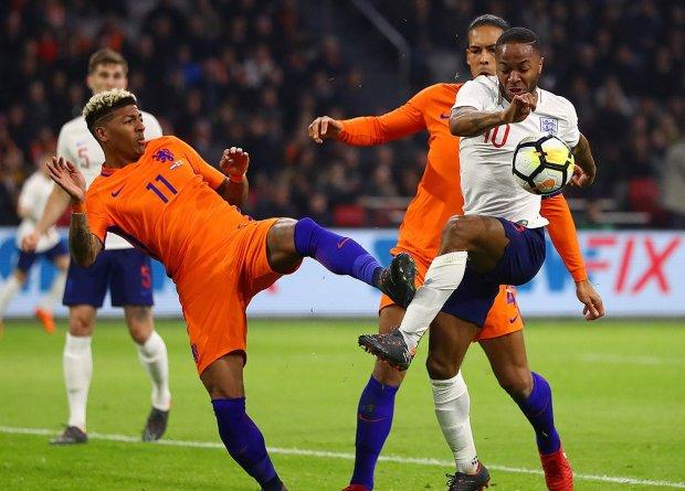 Матч Нідерланди - Англія відбудеться 6 червня