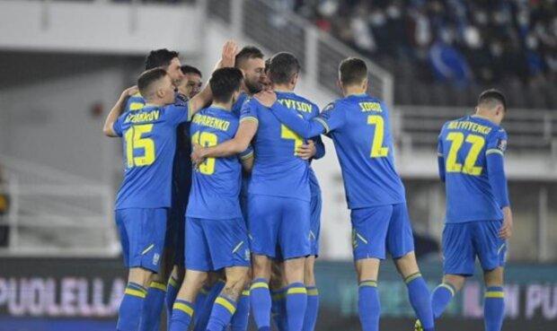 Сборная Украины, фото: football.ua