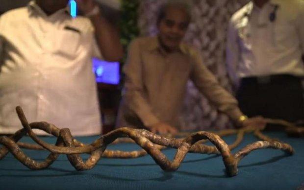 Самые длинные ногти мира срезали спустя 66 лет: видео