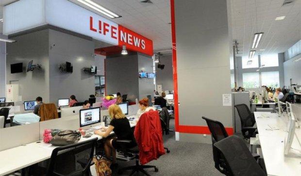 Журналістам LifeNews перестали давати гроші на інформаторів