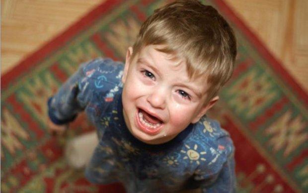 Українець намагався продати 7-місячну дитину: фото
