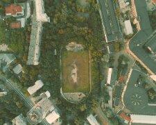 """Стадіон заводу """"Арсенал"""", фото: Інформатор"""