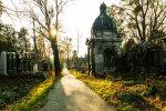 кладбище, фото pxhere