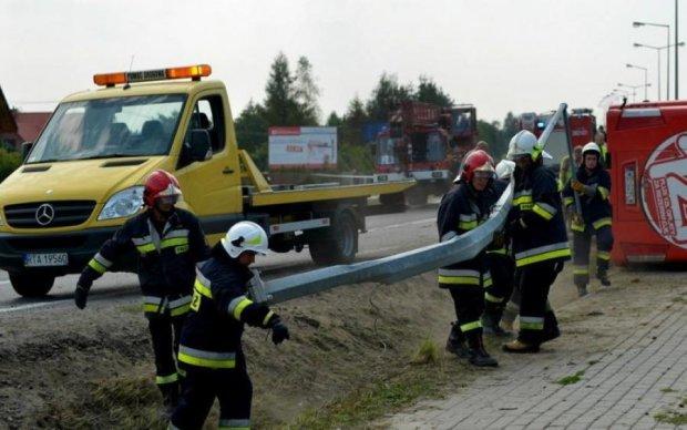 Моторошна смерть українців в Польщі: з'явилися свіжі кадри
