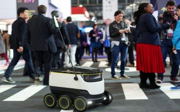 В Австралии презентовали робота-доставщика пиццы