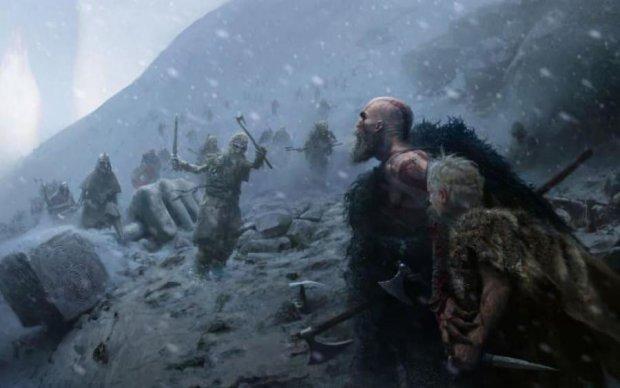 God of War подняла Sony с колен