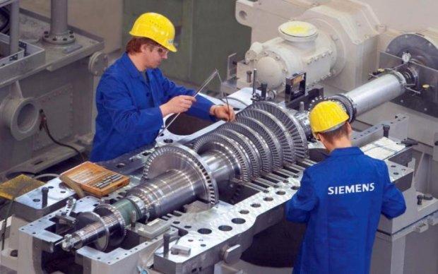 Поразка Німеччини: відома доля турбін Siemens