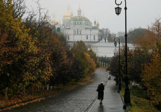 Погода ноябрь, фото: Униан