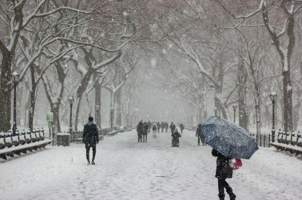 Морозы в Украине, фото: aif.ua