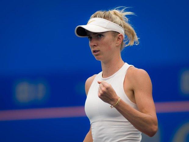 Світоліна вперше з серпня перемогла на турнірі WTA