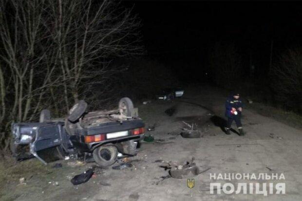 """На Хмельнитчине пьяный иностранец устроил смертельное ДТП, авто - в клочья: """"Даже не поцарапался"""""""