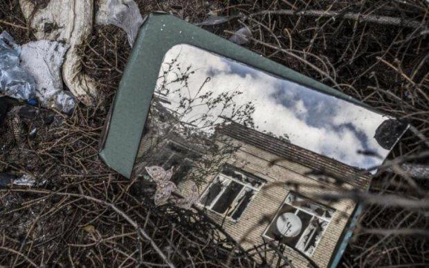 На Донбасі з'явилась нова зона відчуження: відео