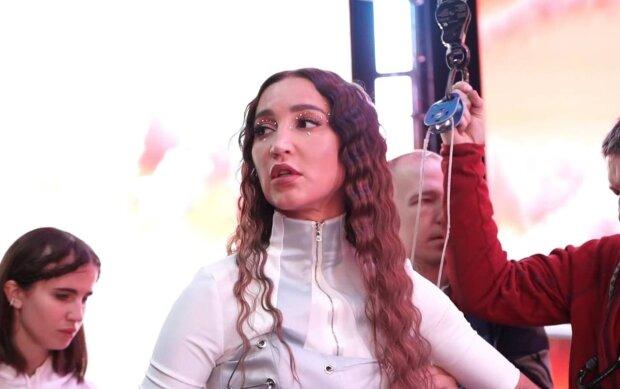 Ольга Бузова / скриншот из видео
