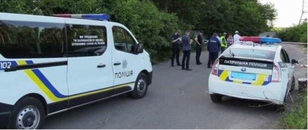 У Києві екскаватор випадково викопав труп безвісти зниклого чоловіка, - по частинах, в чорних пакетах
